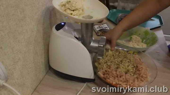 фаршированная щука рецепт с овощами