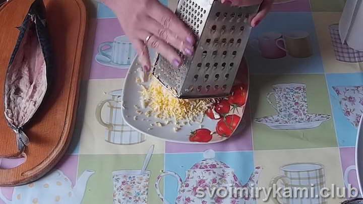 фаршированная скумбрия рецепт пошагово