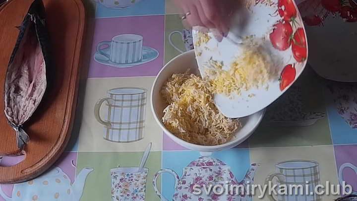 фаршированная скумбрия пошаговый рецепт с фото