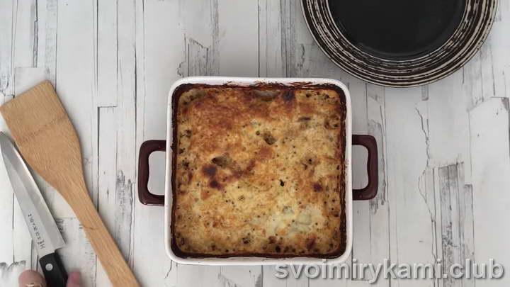 филе трески в духовке быстрые рецепты с фото