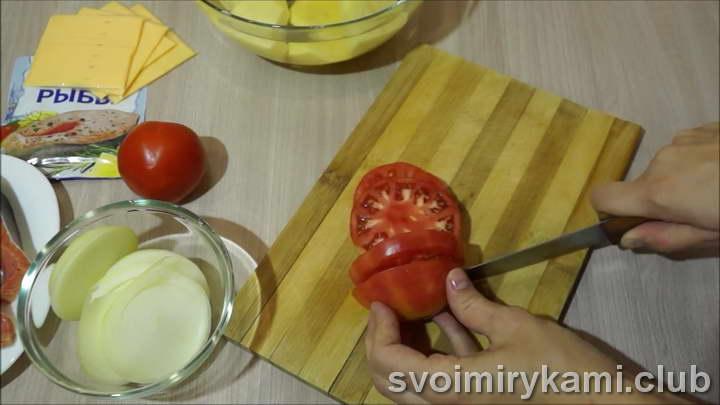 горбуша на пару в мультиварке рецепт с фото