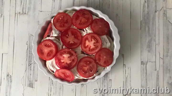 горбуша с картошкой в духовке быстрые рецепты