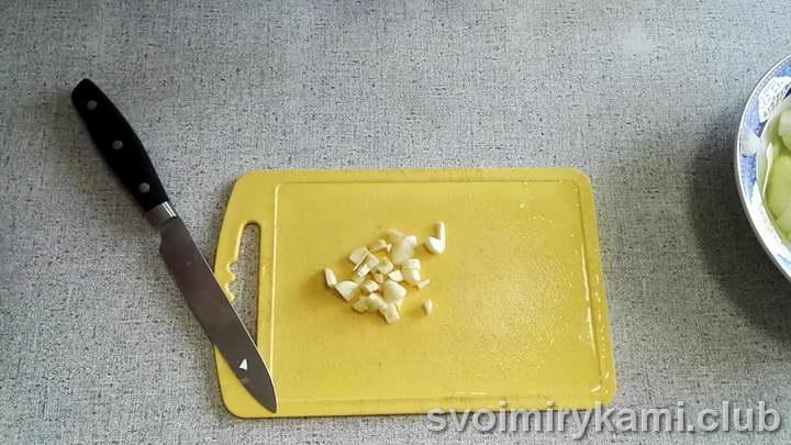 горбуша в сметане в духовке рецепт с чесноком