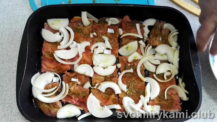 горбуша в сметане в духовке простые рецепты