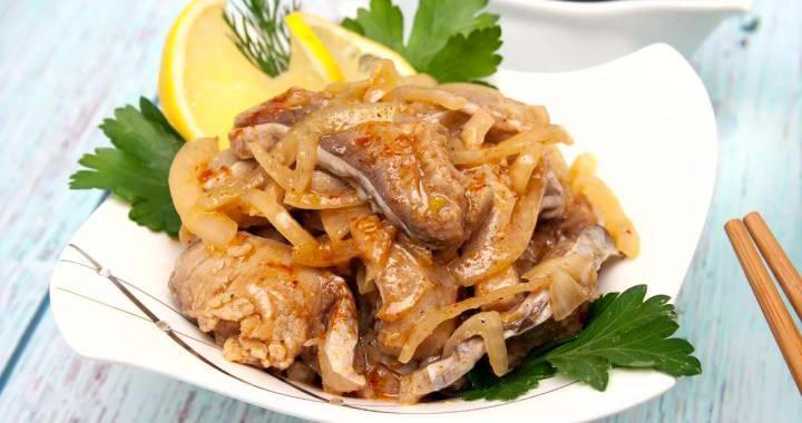 Хе из толстолобика — простой рецепт корейского блюда