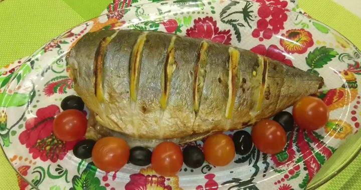 Рецепт приготовления вкусной рыбы лакедры