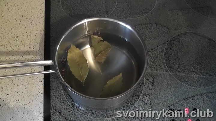 маринованная скумбрия рецепт