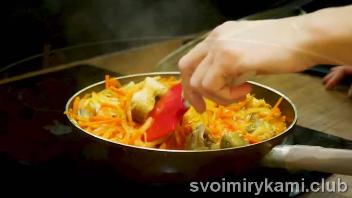 минтай под маринадом как готовить по фото
