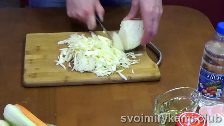 минтай под маринадом из моркови и лука простой рецепт