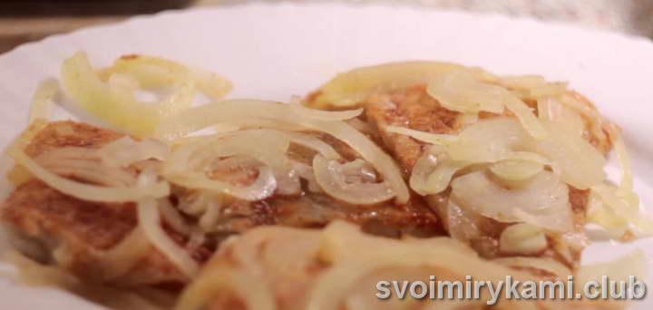 минтай в фольге в духовке рецепты с видео