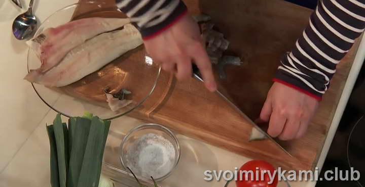 морской язык пошаговые рецепты