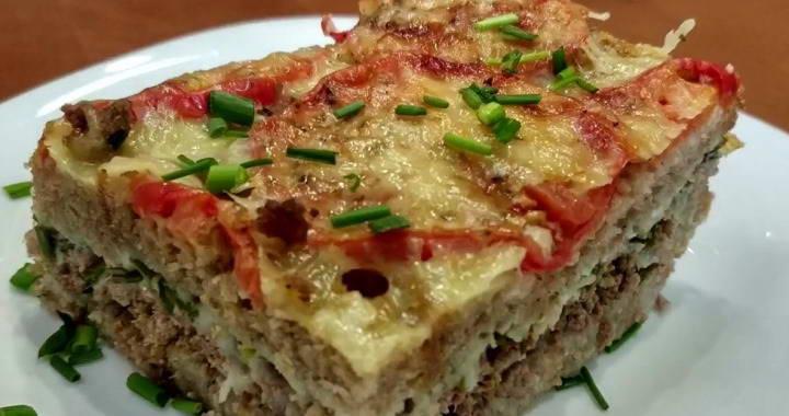 Пирог с горбушей — срочный, ароматный и очень вкусный