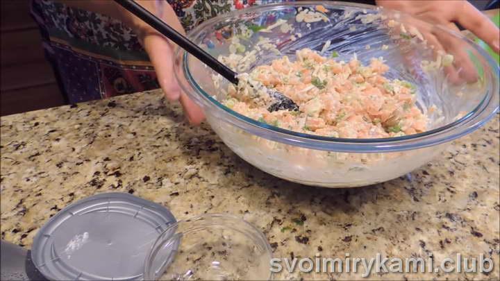 пирог с семгой простой рецепт