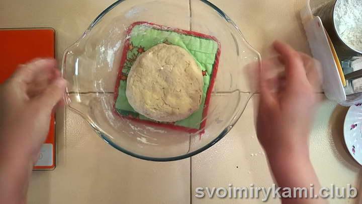 пирог со скумбрией пошаговый рецепт