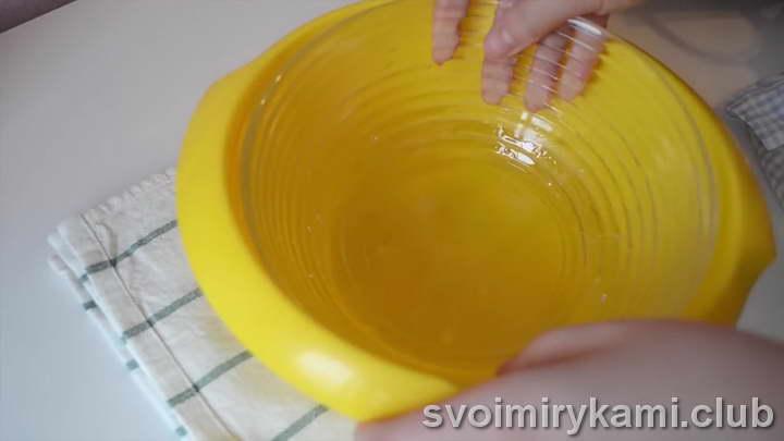 помадка для булочек вкусный рецепт с фото