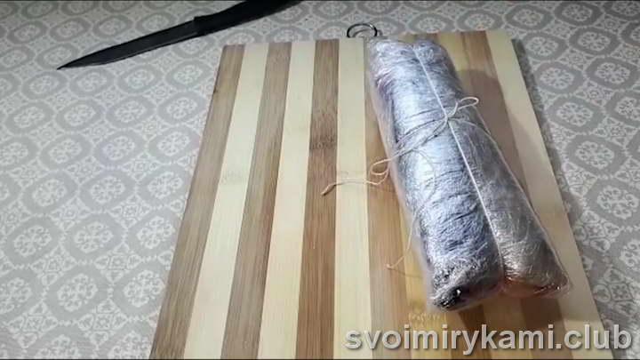 рулет из скумбрии как вкусно приготовить