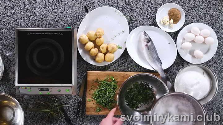 рыба в соли в духовке рецепт с фото
