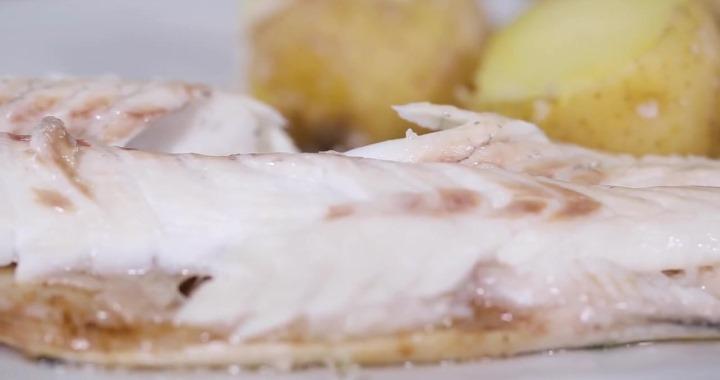 Рыба в соли в духовке — простой рецепт запеченной рыбы