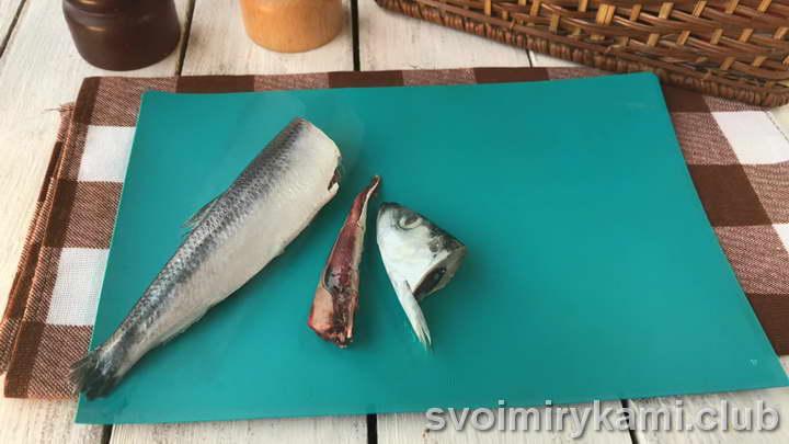 салака рецепт приготовления