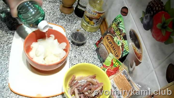 селедка хе рецепт пошаговый