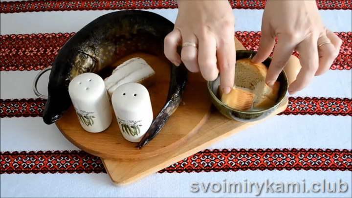щука фаршированная в духовке