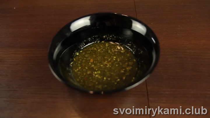 скумбрия на гриле простой рецепт
