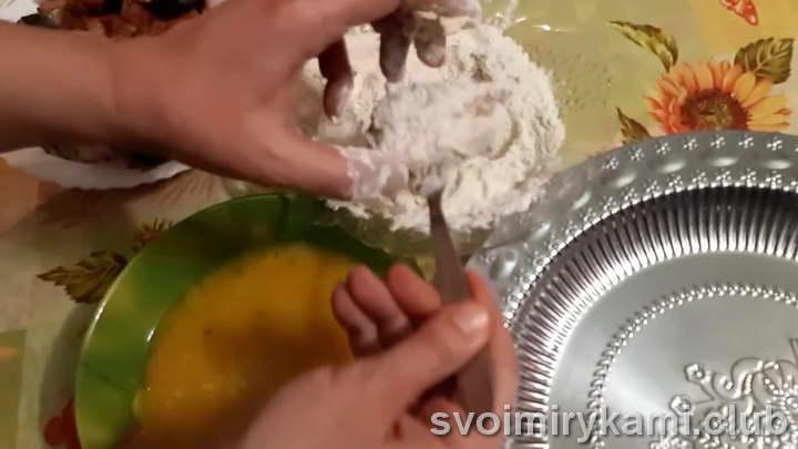 скумбрия в кляре пошаговый рецепт