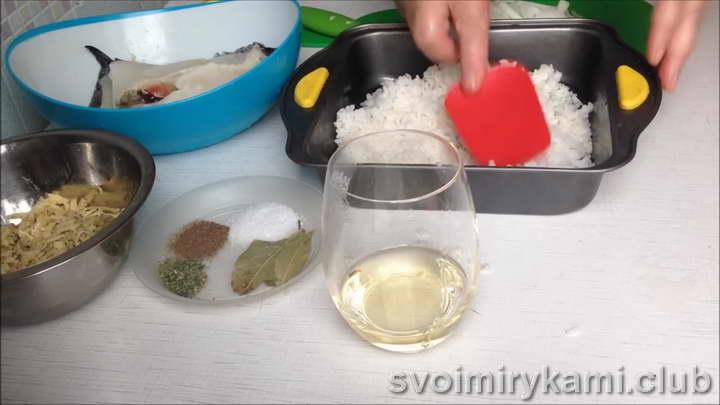 стейк зубатки в духовке рецепт с фото