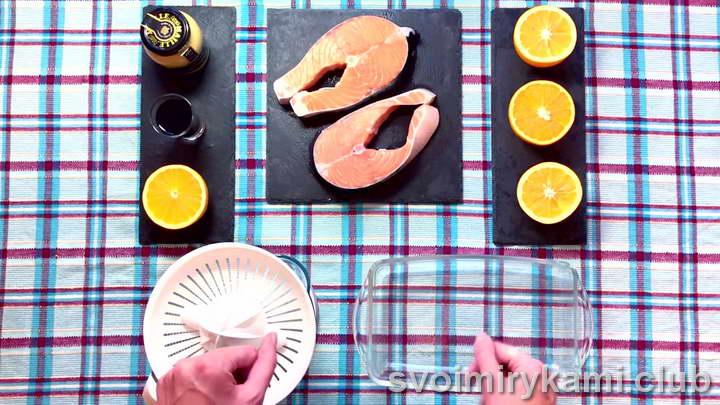 стейки семги в духовке рецепты
