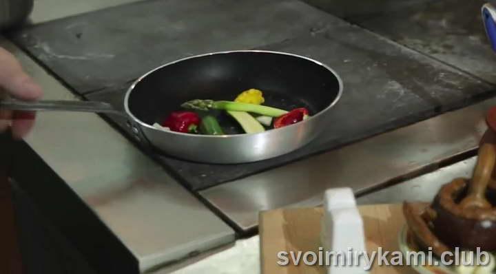 стерлядь рецепт в духовке