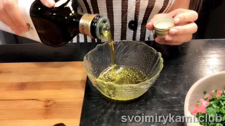 тартар из тунца пошаговый рецепт с фото