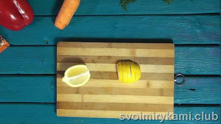 толстолобик в духовке рецепты пошаговые