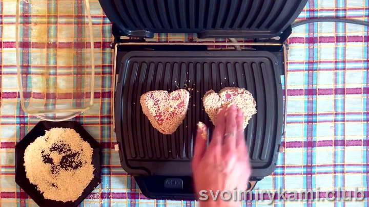 тунец на гриле как готовить