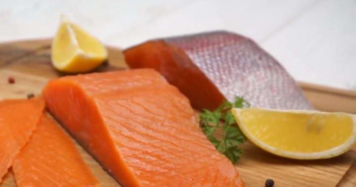 Легкая засолка любой красной рыбы — самый легкий и вкусный рецепт