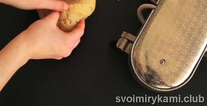 голландские вафли пошаговый рецепт с фото