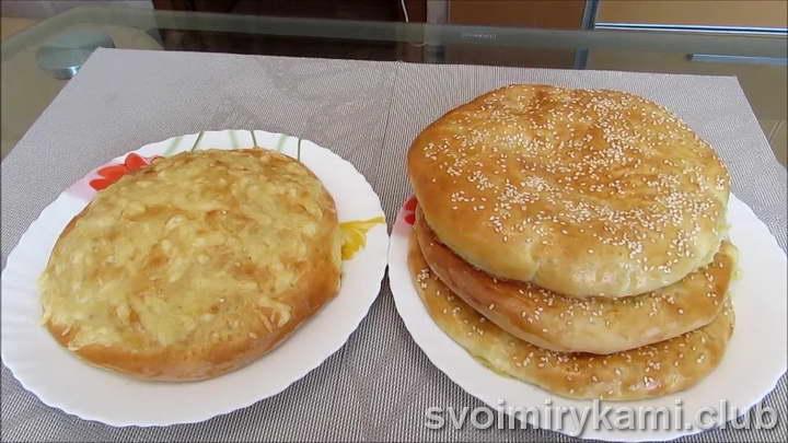 хачапури с сыром видео