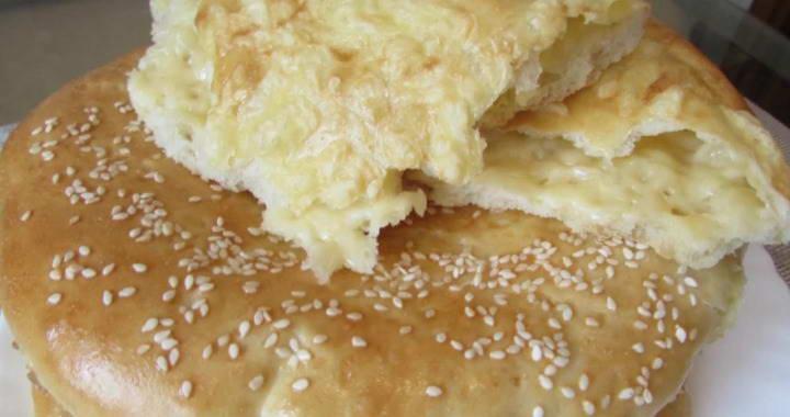 Хачапури с сыром — вкусно, просто и быстро寧