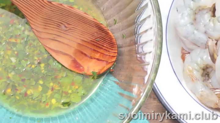 креветки на мангале простой рецепт с фото