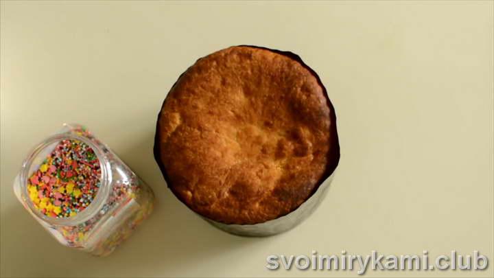 кулич на желтках пошаговый рецепт с фото