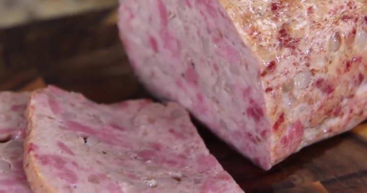Рецепт простого и очень вкусного мясного хлеба🍖