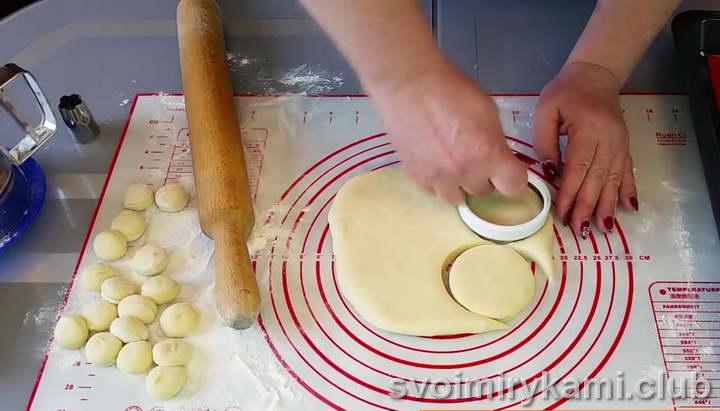 пончики на молоке быстрый рецепт