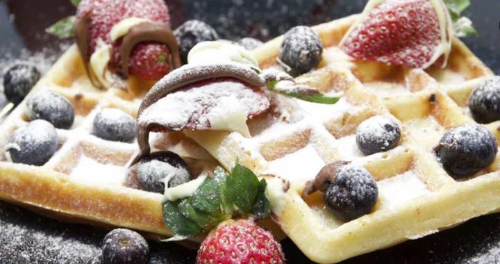 Рецепт мягких вафель для электровафельницы丹