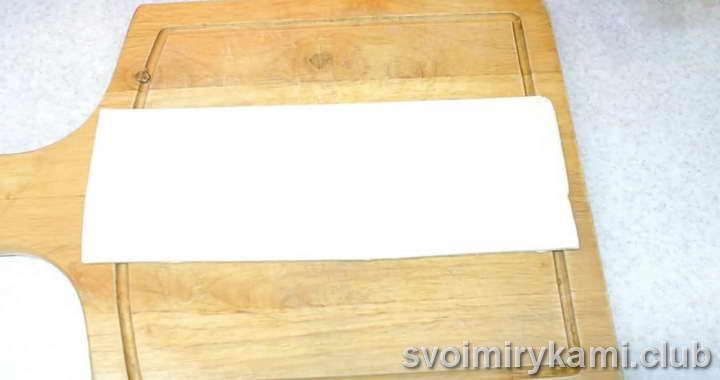 слойки с вишней из слоеного теста легкий рецепт