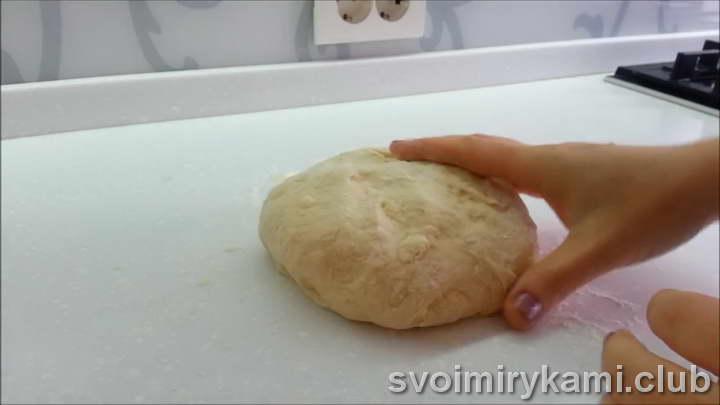 тесто для беляшей с сухими дрожжами рецепт с фото