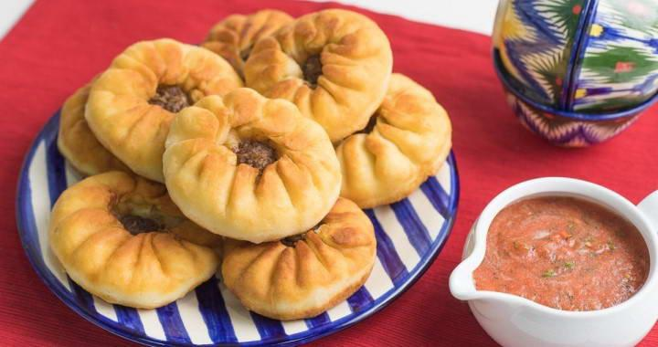 Быстрое тесто с сухими дрожжами для вкусных белящей寧