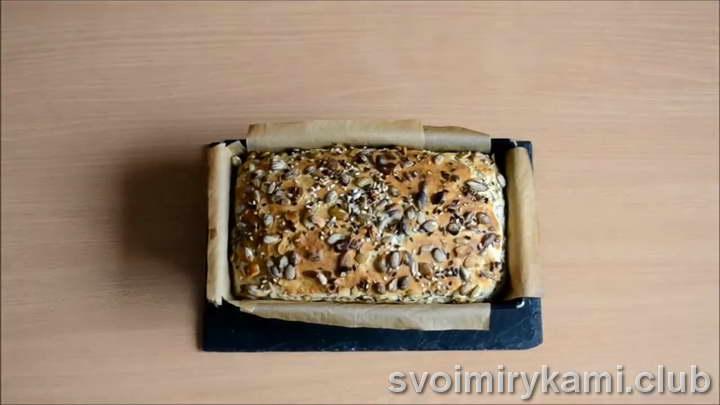 зерновой хлеб пошаговый рецепт с фото