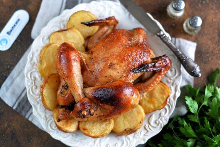 20 самых вкусных рецептов приготовления курицы в духовке