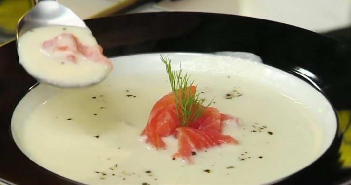 Суп из сельдерея, фенхеля и груши🍲