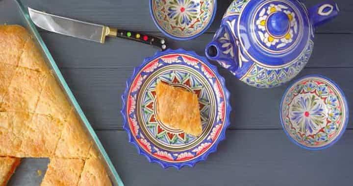 Восхитительный татарский пирог — Балиш с курагой 🥧