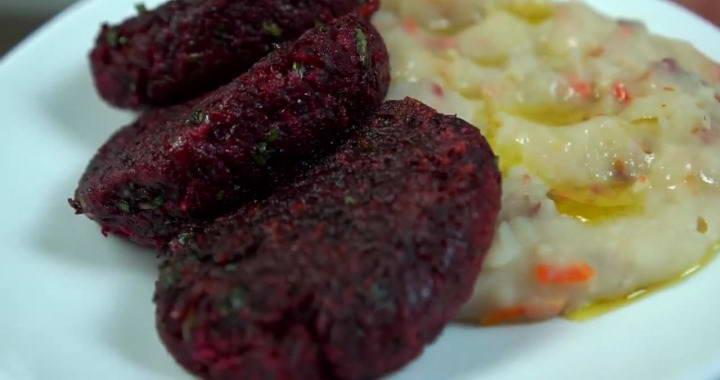 3 рецепта вкусного блюда из свеклы🍠